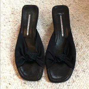 Elastic Toe Sandals
